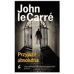 PRZYJAŹŃ ABSOLUTNA - John Le Carre (opr. miękka)