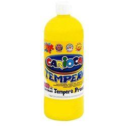 Farba Carioca tempera żółta cytrynowa 1000ml (ko03/02)