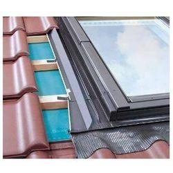 Kołnierz do okna dachowego FAKRO EZV-A 78x140 do pokryć falistych F2020