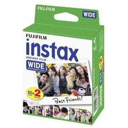 Fujifilm INSTAX Wide 2 x 10 szt. - produkt w magazynie - szybka wysyłka!