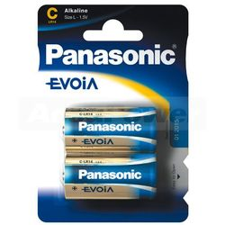 Panasonic Evolta LR14 C/Baby Alkaline Battery 2-Pack