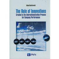 Komiksy, The Role of Innovations (opr. twarda)