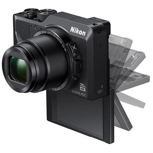 Aparaty kompaktowe, Nikon Coolpix A1000