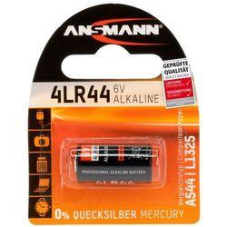 Ansmann Bateria alkaliczna 6V 4LR44 Darmowy odbiór w 16 miastach!