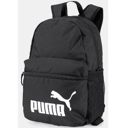 PUMA Torba sportowa 'PHASE BACKPACK' czarny / biały