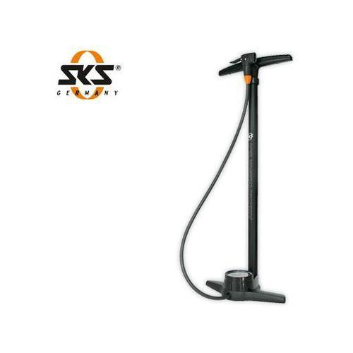 Pompki rowerowe, Pompka rowerowa SKS Airkompressor 12.0 Czarny