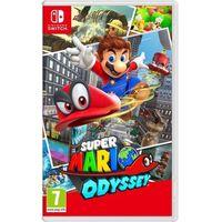 Gry Nintendo Switch, Gra Nintendo Switch Super Mario Odyssey
