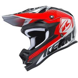 KASK CROSS KENNY PERFORMANCE SILVER RED 2018