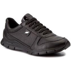 Sneakersy GEOX - D Sukie A D52F2A 00043 C9996 Black/Black