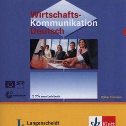 Wirtschaftskommunikation Deutsch 2CD zum Lehrbuch - Zostań stałym klientem i kupuj jeszcze taniej