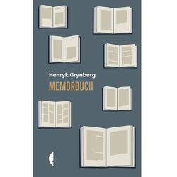 Memorbuch. Wyd. 2 - Henryk Grynberg DARMOWA DOSTAWA KIOSK RUCHU (opr. miękka)