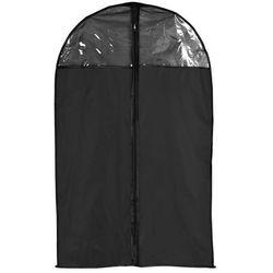 Pokrowiec na odzież 60 x 100 cm czarny