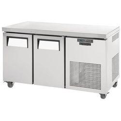 Stół mroźniczy 2-drzwiowy | jezdny | -23°C | GN1/1 | 297L