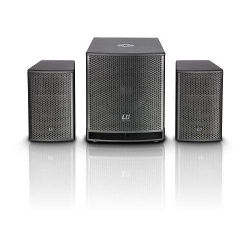 Głośniki i monitory odsłuchowe, LD Systems DAVE 12 G3 zestaw nagłośnieniowy 300W + 2x120W Płacąc przelewem przesyłka gratis!