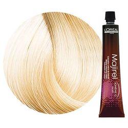 Loreal Majirel | Trwała farba do włosów - kolor 10 1/2 super jasny blond 50ml