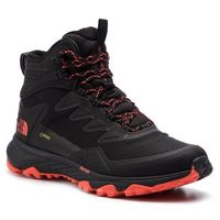 Trekking, Trekkingi THE NORTH FACE - Ultra Fastpack III Mid Gtx GORE-TEX T939ITAMJ Tnf Black/Fiery Coral