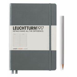 Notes Medium Leuchtturm1917 w linie antracyt 344782
