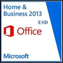 Office Home Business 2013/Wersja PL/Klucz elektroniczny/Szybka wysyłka/F-VAT 23%