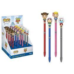 Brelok Funko Długopisy w ciemno - Pen Topper Toy Story 4