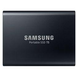 Dysk SAMSUNG Portable T5 2TB SSD Czarny DARMOWY TRANSPORT