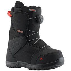 buty snowboardowe BURTON - Zipline Boa Black (001)