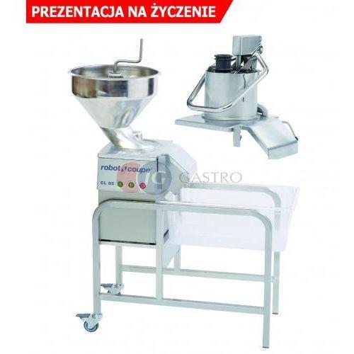 Krajalnice gastronomiczne, Szatkownica do warzyw Cl55 1100 W z dwoma podajnikami tarcz 713553
