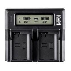 Newell Ładowarka LCD Dual Charger do EN-EL14