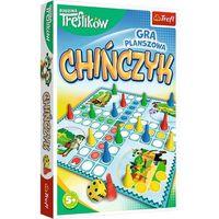 Gry dla dzieci, Gra Chińczyk Trefliki (02069). od 5 lat