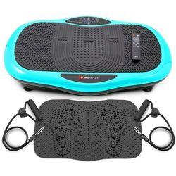 Platforma wibracyjna Hop-Sport HS-070vs 3d Scout + mata do masażu