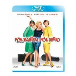 Pół żartem pół serio (Blu-Ray) - Billy Wilder DARMOWA DOSTAWA KIOSK RUCHU