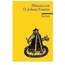 Historia von D. Johann Fausten Benz, Richard