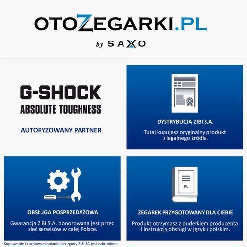 Zegarki męskie, Casio GST-B100-1AER