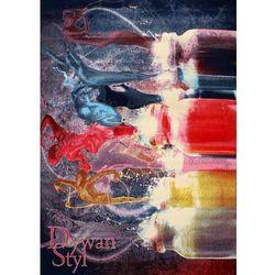 Dywan Joga Paint niebieski 080x150 prostokąt