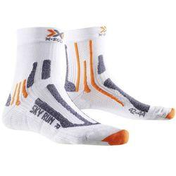 X-Socks skarpety funkcyjne dla dorosłych Sky Run Two, wielokolorowa, 45/47