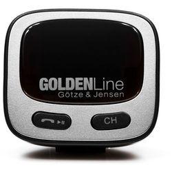 Transmiter FM GÖTZE & JENSEN Golden Line FT002 DARMOWY TRANSPORT