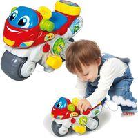 Interaktywne dla niemowląt, Clementoni interaktywny motor
