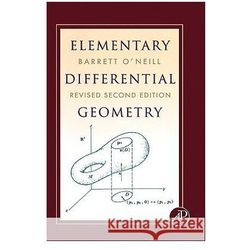 Elementary Differential Geometry 2e (opr. twarda)
