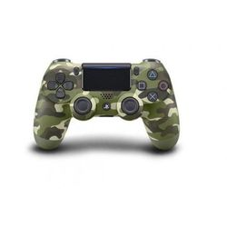 SONY DualShock4 Green Camouflage