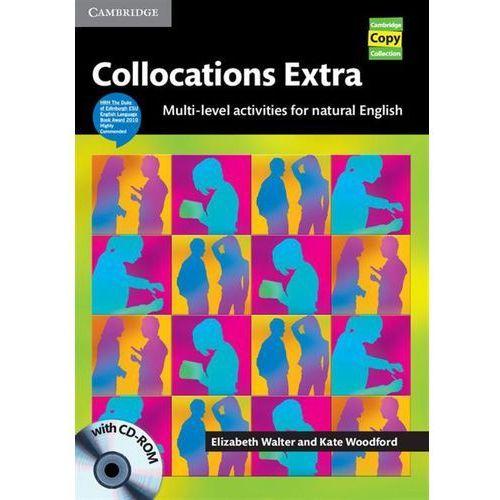 Książki do nauki języka, Collocations Extra /CD gratis/ (opr. miękka)