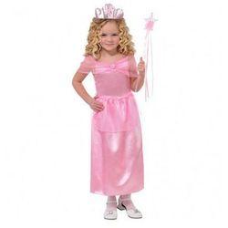 Kostium Różowa Księżniczka dla dziewczynki - 3/5 lat (104)