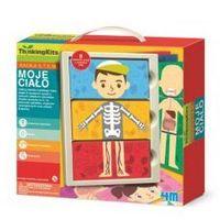 Pozostałe zabawki, Thinking Kits Moje ciało 4M