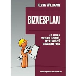 Biznesplan - Williams Kevan (opr. miękka)