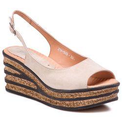 Sandały SIMEN - 1540A K.W. Beż