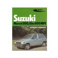 Książki o motoryzacji, Suzuki Maruti 800, Alto 800MPI (opr. miękka)