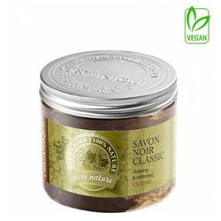 SAVON czarne mydło Organique Happy-sklep
