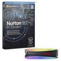 Dyski do notebooków, Adata Dysk SSD XPG SPECTRIX S40G 512GB PCIe Gen3x4 M.2 2280