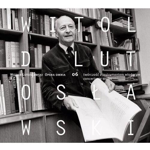 Pozostała muzyka rozrywkowa, LUTOSŁAWSKI:OPERA OMNIA 6 - Jacek Kaspszyk (Płyta CD)