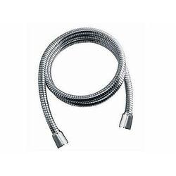 BISK BASE Wąż prysznicowy 150cm, chrom 05372