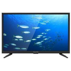 "Telewizor Kruger&Matz KM0222-F12 22"" seria F FHD DVB-T2 230/12V"
