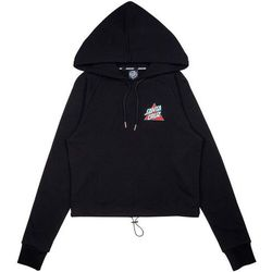 bluza SANTA CRUZ - Not A Dot Hood Black (BLACK) rozmiar: 8